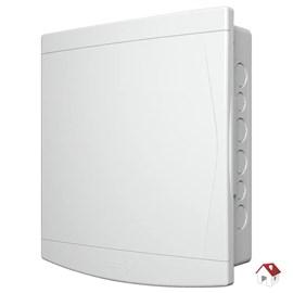 Caixa De Distribuição Tigre 18/24 Disjuntores Embutir  S/bar