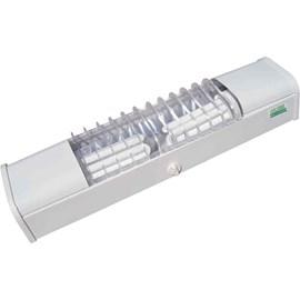 Luminária Compacta TA7 E27 Branco 2xE27 Potência 60W Taschibra