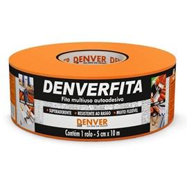 Manta Asfaltica Autoadesiva Denverfita 5CM Largura C/ 10 Metros Denver