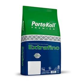 Rejunte Marrom Extrafino Portokoll Ideal P/piso Parede Multiuso 1 Kg