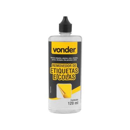 Removedor de Etiquetas e Colas 120 ml Vonder
