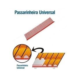 Tela Passarinheira Universal Plástica 25 unidades